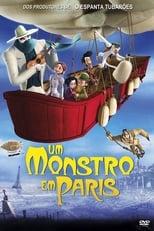Um Monstro em Paris (2011) Torrent Dublado e Legendado