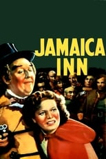 Jamaica Inn (1939) Box Art
