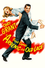Official movie poster for Arsenic and Old Lace (1944)