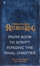 From Book to Script: Forging the Final Chapter
