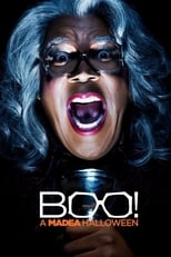 Boo! O Halloween de Madea (2016) Torrent Dublado e Legendado