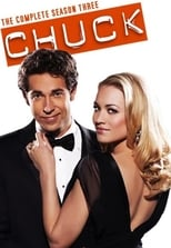 Chuck 3ª Temporada Completa Torrent Dublada