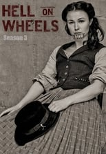 Hell on Wheels 3ª Temporada Completa Torrent Dublada e Legendada