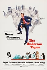 The Anderson Tapes (1971) Box Art