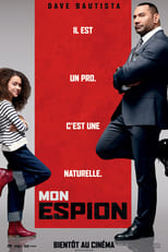 My Spy streaming complet VF HD