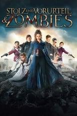 Filmposter: Stolz und Vorurteil & Zombies