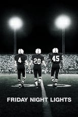 Official movie poster for Friday Night Lights (2004)