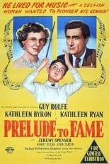 Prelude To Fame (1950) Box Art