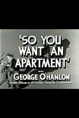 So You Want an Apartment