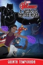 Os Vingadores Unidos 5ª Temporada Completa Torrent Legendada