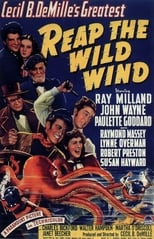 Reap the Wild Wind (1942) Box Art