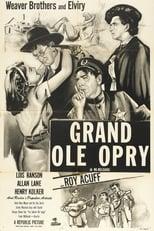 Grand Ole Opry (1940) box art