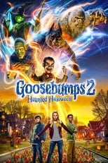 Image Goosebumps 2: Haunted Halloween 2018 Hindi Dubbed Movie Free Download