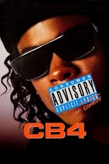 CB4 – Uma História Sem Rap End (1993) Torrent Legendado