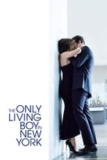 Poster for The Only Living Boy in New York