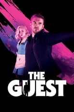 Filmposter: The Guest