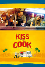Filmposter: Kiss the Cook