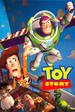 Toy Story – Um Mundo de Aventuras (1995) Torrent Dublado e Legendado