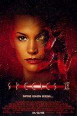 Species II (1998) Box Art
