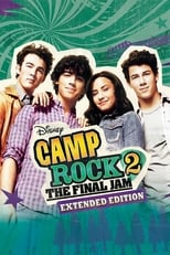 VER Camp Rock 2: The Final Jam (2010) Online Gratis HD