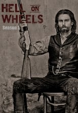 Hell on Wheels 1ª Temporada Completa Torrent Dublada