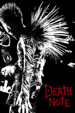 Poster for Death Note