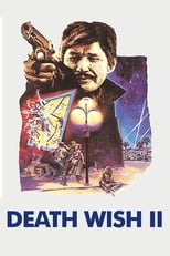 Death Wish II (1981) Box Art