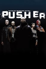 Official movie poster for Pusher (1996)
