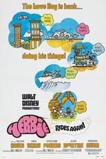 Herbie Rides Again poster