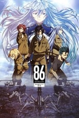 Poster anime 86 Sub Indo
