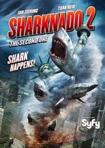Poster Image for Movie - Sharknado 2: The Second One