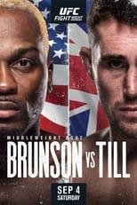 UFC Fight Night 191: Brunson vs. Till