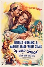 Sinbad the Sailor (1947) Box Art
