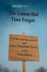 The Games That Time Forgot: Cricket on Horseback and Other Forgotten Sports