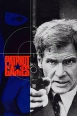 Patriot Games (1992) Box Art