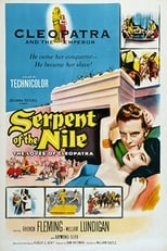 Serpent Of The Nile (1953) Box Art