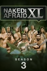 Naked and Afraid XL 3ª Temporada Completa Torrent Dublada