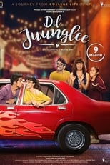 Image Dil Juunglee (2018) Full Hindi Movie Watch Online Free