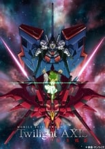 Poster anime Mobile Suit Gundam: Twilight Axis – Akaki Zan-ei Sub Indo