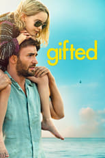 Official movie poster for Gifted (2017)