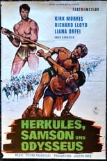 Herkules, Samson und Odysseus