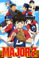 Poster anime Major 2nd (TV) 2nd Season Sub Indo