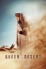 Queen Of The Desert (2015) Box Art