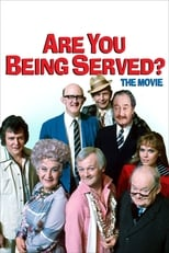 Are You Being Served? (1977) Box Art