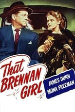 That Brennan Girl (1946) Box Art
