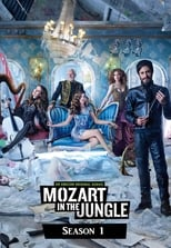Mozart in the Jungle 1ª Temporada Completa Torrent Dublada