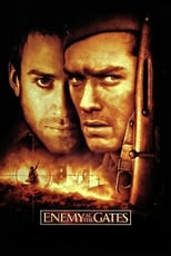 Official movie poster for Enemy at the Gates (2001)