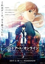 Imagen Sword Art Online the Movie: Ordinal Scale (MKV) (Dual)