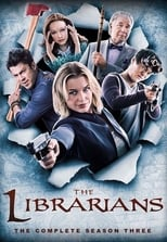 The Librarians 3ª Temporada Completa Torrent Dublada e Legendada