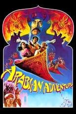 Arabian Adventure (1979) Box Art